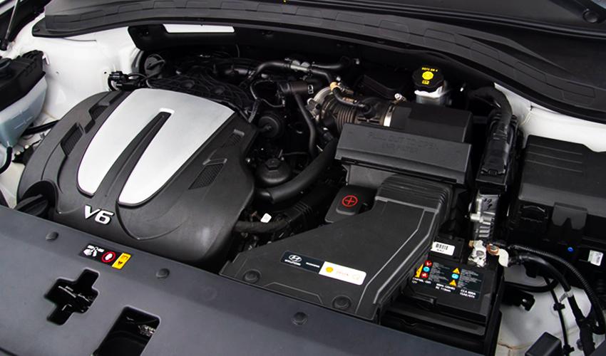 Quanto Custa Retificar um Motor do Hyundai Santa Fé Grand 3.3 3.5 V6 2.7 4x4 2.2 Crdi